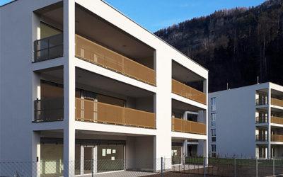 Baufortschritt – Lehenhofstrasse