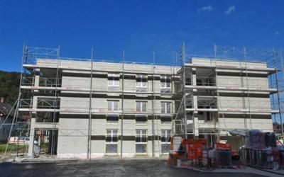 Baustellenimpressionen – Lehenhofstrasse